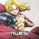 Fullmetal Alchemist - Vol. 1: The Curse (DVD, 2005, Uncut)