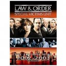 Law & Order: Special Victims Unit - The Fourth Year (DVD, 2007, 5-Disc Set)