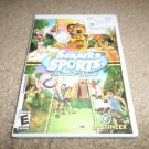 Summer Sports: Paradise Island  (Nintendo Wii, 2008) COMPLETE