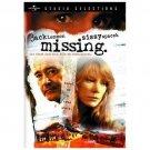 Missing (DVD, 2004) JACK LEMMON,SISSY SPACEK