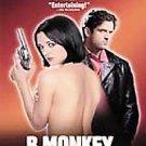 B. Monkey (DVD, 2000) JARED HARRIS // RUPERT EVERETT (BRAND NEW) **RARE**