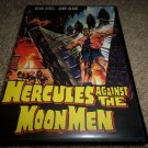 Hercules Against the Moon Men (DVD, 2002)