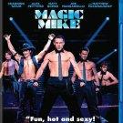Magic Mike (Blu-ray Disc, 2012) W/ULTRA VIOLET CHANNING TATUM BRAND NEW