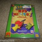 TIMELIFE 50 FAVORITE KID CONCOCTIONS DVD/BOOKLET (BRAND NEW)