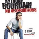 Anthony Bourdain: No Reservations (DVD, 2007, 4-Disc Set)