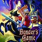 Futurama - Bender's Game (DVD, 2008, Checkpoint; Sensormatic; Widescreen)