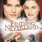 Finding Neverland (DVD, 2005, Full Frame) JOHNNY DEPP / KATE WINSLET (BRAND NEW)