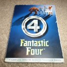 FANTASTIC FOUR COMPLETE 1994-95 ANIMATED SERIES DVD BOX SET