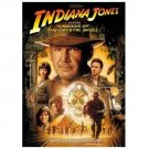 Indiana Jones and the Kingdom of the Crystal Skull (DVD, 2008, Widescreen) NEW