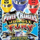 Power Rangers: Jungle Fury - Volume 2 (DVD, 2008)