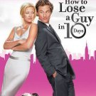 How to Lose a Guy in 10 Days (DVD, 2009, Deluxe Edition) KATE HUDSON BRAND NEW