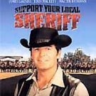 Support Your Local Sheriff (DVD, 2001, Western Legends) WALTER BRENNAN BRAND NEW