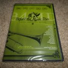 BEFORE THE MUSIC DIES LIMITED GRASSROOTS EDITION DVD // RAY CHARLES (BRAND NEW)