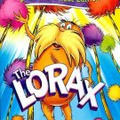 Dr. Seuss - The Lorax (Blu-ray/DVD, 2012, 2-Disc Set, Includes Digital Copy SLIP