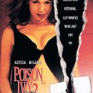 Poison Ivy 2: Lily (DVD, 1999, Rated and Unrated Versions) ALYSSA MILANO