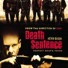 Death Sentence (DVD, 2009, Rated & Unrated Footage) KEVIN BACON BRAND NEW