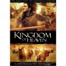 Kingdom of Heaven (DVD, 2005, Full Frame) LIAM NEESON BRAND NEW