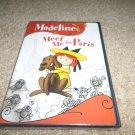 Madeline - Meet Me in Paris (DVD, 2008) BRAND NEW