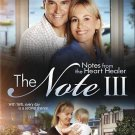 The Note III: Notes from the Heart Healer (DVD, 2012) LACI MAILEY BRAND NEW