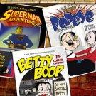 Betty Boo, Vol. 1/Superman, Vol. 1/Popeye the Sailor, Vol. 1 (DVD, 2007,...