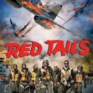 Red Tails (DVD, 2012) RENTAL EXCLUSIVE CUBA GOODING JR