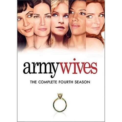 Army Wives: The Complete Fourth/4TH Season (DVD, 2010, 4-Disc Set)