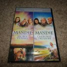 MANDIE AND THE SECRET TUNNEL/ MANDIE AND THE CHEROKEE TREASURE DVD BRAND NEW