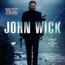 John Wick (DVD, 2015) KEANU REEVES