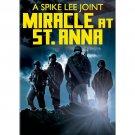 Miracle at St. Anna (DVD, 2009) OMAR BENSON MILLER W/SLIP COVER