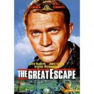 The Great Escape (DVD, 2009) STEVE MCQUEEN,JAMES GARNER BRAND NEW