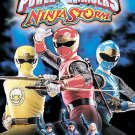 Power Rangers Ninja Storm Vol. 1: Prelude to a Storm (DVD, 2003)