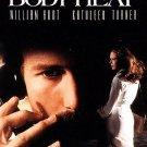 Body Heat (DVD, 1997) WILLIAM HURT,KATHLEEN TURNER