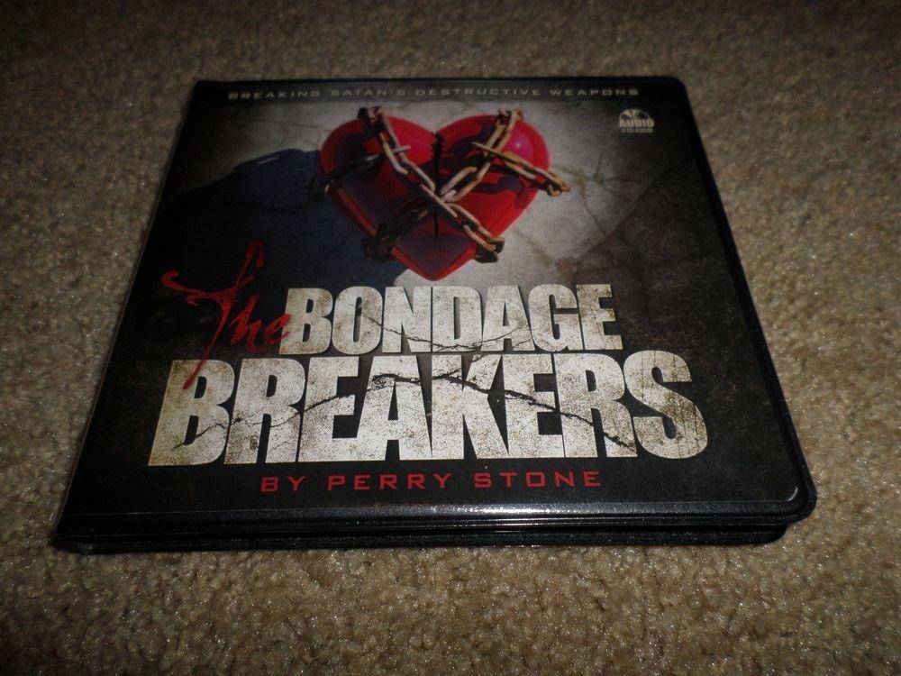 PERRY STONE THE BONDAGE BREAKERS 2-DISC AUDIO CD