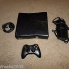 Microsoft Xbox 360 SLIM 250 GB Console BUNDLE WORKS!