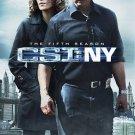 CSI: NY - The Fifth Season (DVD, 2009, 7-Disc Set)