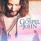 The Gospel of John (DVD, 2004, 3-Disc Set) HENRY IAN CUSICK