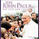 Pope John Paul II: His Life His Legacy (DVD, 2004)