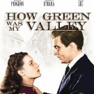 How Green Was My Valley (DVD, 2003) WALTER PIDGEON,MAUREEN O' HARA