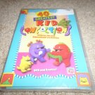 TIME LIFE 40 GREATEST KID CONNECTIONS DVD/BOOKLET (BRAND NEW)