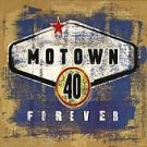 Motown 40 Forever by Various Artists (CD, Feb-1998, 2 Discs, Motown (Record...