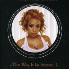 KEYSHIA COLE THE WAY IT IS SEASON 1 DVD