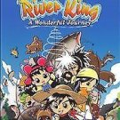 River King: A Wonderful Journey PS2 (Sony PlayStation 2, 2006) MISSING MANUAL!