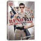 Reno 911! - The Complete Sixth / 6TH Season: Uncensored (DVD, 2009)