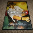 CMT PICK TOBY KEITH INCLUDES A SNEAK PREVIEW OF TOBY'S FIRST FILM DVD