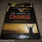 THE POWER OF CHANGE 30 DAYS TO CHANGE YOUR LIFE DANIEL HENDERSON DVD (BRAND NEW)