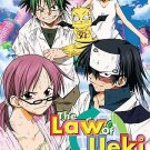 The Law of Ueki - Vol. 8: The Key to Victory (DVD, 2007)