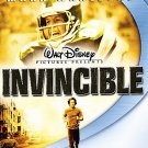 DISNEY Invincible (Blu-ray Disc, 2006) MARK WAHLBERG