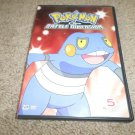 Pokemon: Diamond and Pearl Battle Dimension, Volume 5 (DVD, 2009)