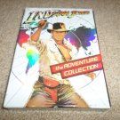 Indiana Jones - The Adventure Collection (DVD, 2008).3-DISC SET