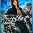 The Three Musketeers (Blu-ray Disc, 2012) LUKE EVANS,MILLA JOVOVICH